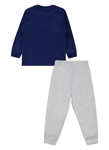 Civil Boys Erkek Çocuk Pijama Takımı Lacivert